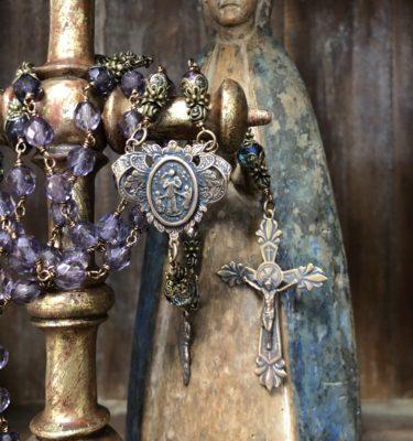 Czech Glass Rosaries