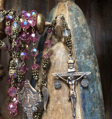 Swarovski Crystal Rosaries